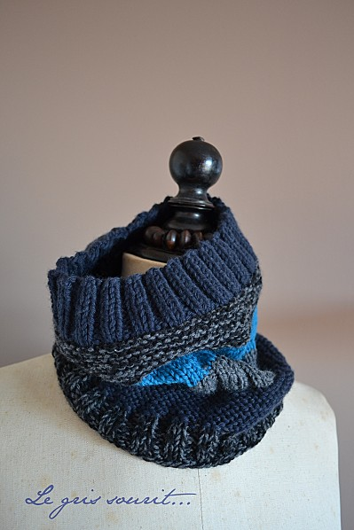 Snood-enfant 0619